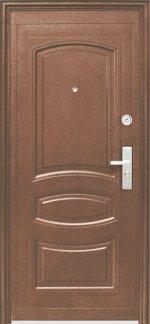 Входная металлическая дверь К500