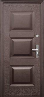 Входная металлическая дверь К502