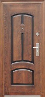 Входная металлическая дверь К551