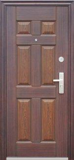 Входная металлическая дверь К750